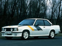1982 Opel Ascona Overview