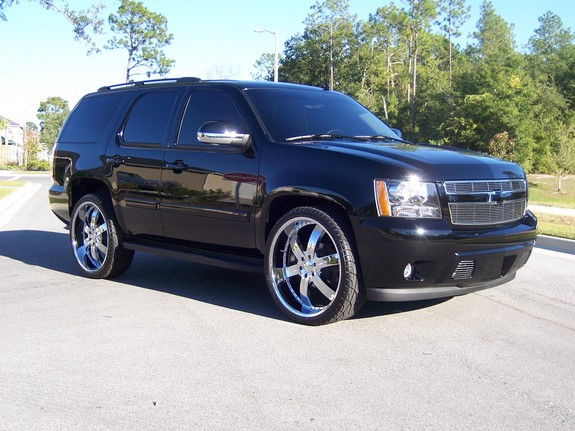 2007 chevrolet tahoe pictures cargurus. Black Bedroom Furniture Sets. Home Design Ideas
