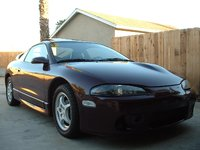 Picture of 1997 Mitsubishi Eclipse GS-T Turbo, exterior