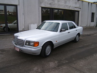 1999 Mercedes-Benz S-Class Picture Gallery