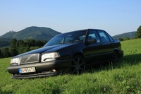 1997 Volvo 850 4 Dr R Turbo Sedan picture, exterior