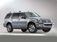 2009 Mercury Mountaineer Picture Gallery