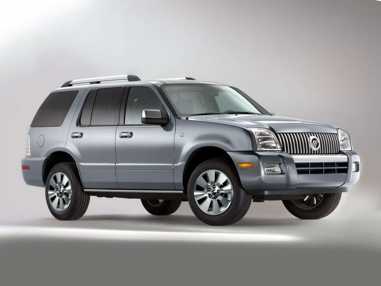 2009 Mercury Mountaineer Premier picture, exterior