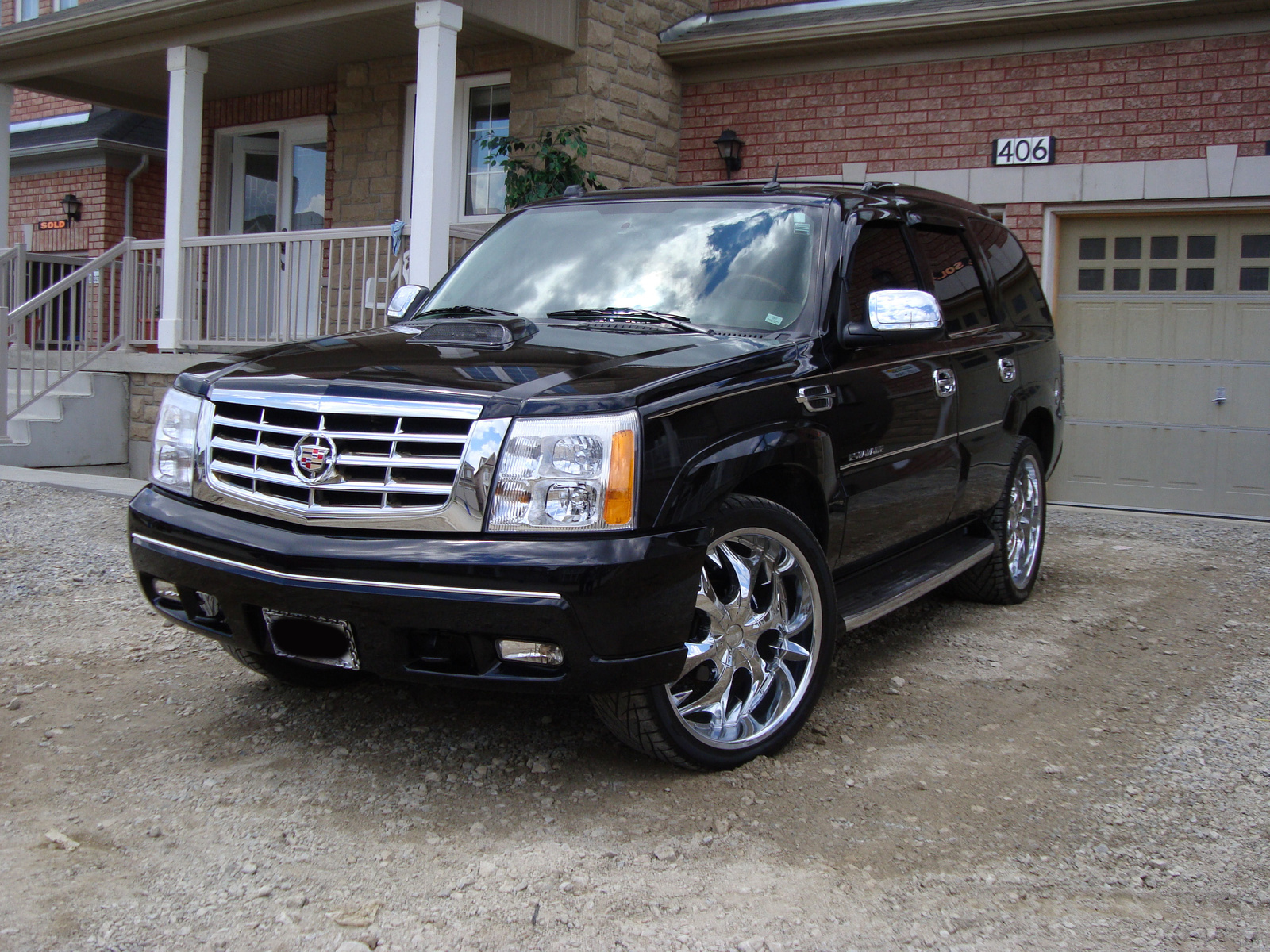used escalade awd cadillac for ext truck sale