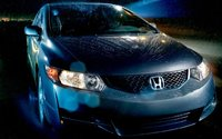 2009 Honda Civic Coupe, Front Right Quarter View, exterior, manufacturer