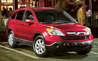 2009 Honda CR-V, Front Right Quarter View, exterior, manufacturer, gallery_worthy