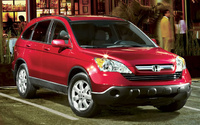 2009 Honda CR-V, Front Right Quarter View, manufacturer, exterior