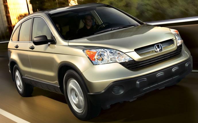 2009 Honda CR-V - Overview - CarGurus
