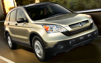 2009 Honda CR-V Overview