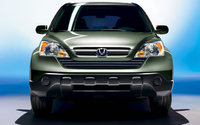 2009 Honda CR-V, Front View, exterior, manufacturer