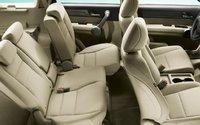 2009 Honda CR-V, Interior View, interior, manufacturer, gallery_worthy