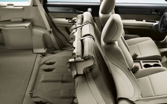 2009 Honda CR-V, Interior View, interior, manufacturer