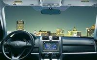 2009 Honda CR-V, Interior Front Dash View, interior, manufacturer, gallery_worthy