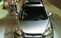 2009 Honda CR-V, Overhead Front View, exterior, manufacturer