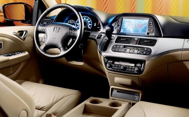 2009 Honda Odyssey Pictures Cargurus