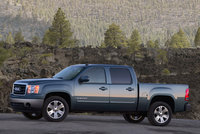 2009 GMC Sierra 1500, Left Side View, exterior, manufacturer