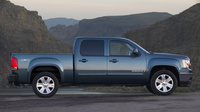 2009 GMC Sierra 1500, Right Side View, manufacturer, exterior
