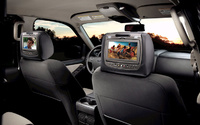 2009 Ford Explorer, Interior View, interior, manufacturer