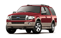 2009 Ford Expedition, Front Left Quarter View, manufacturer, exterior