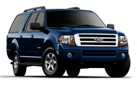 2009 Ford Expedition, Front Right Quarter View, exterior, manufacturer
