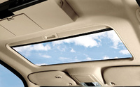 2009 Ford Expedition, Interior Sunroof View, manufacturer, interior