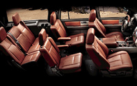 2009 Ford Expedition, Overhead Interior View, manufacturer, interior