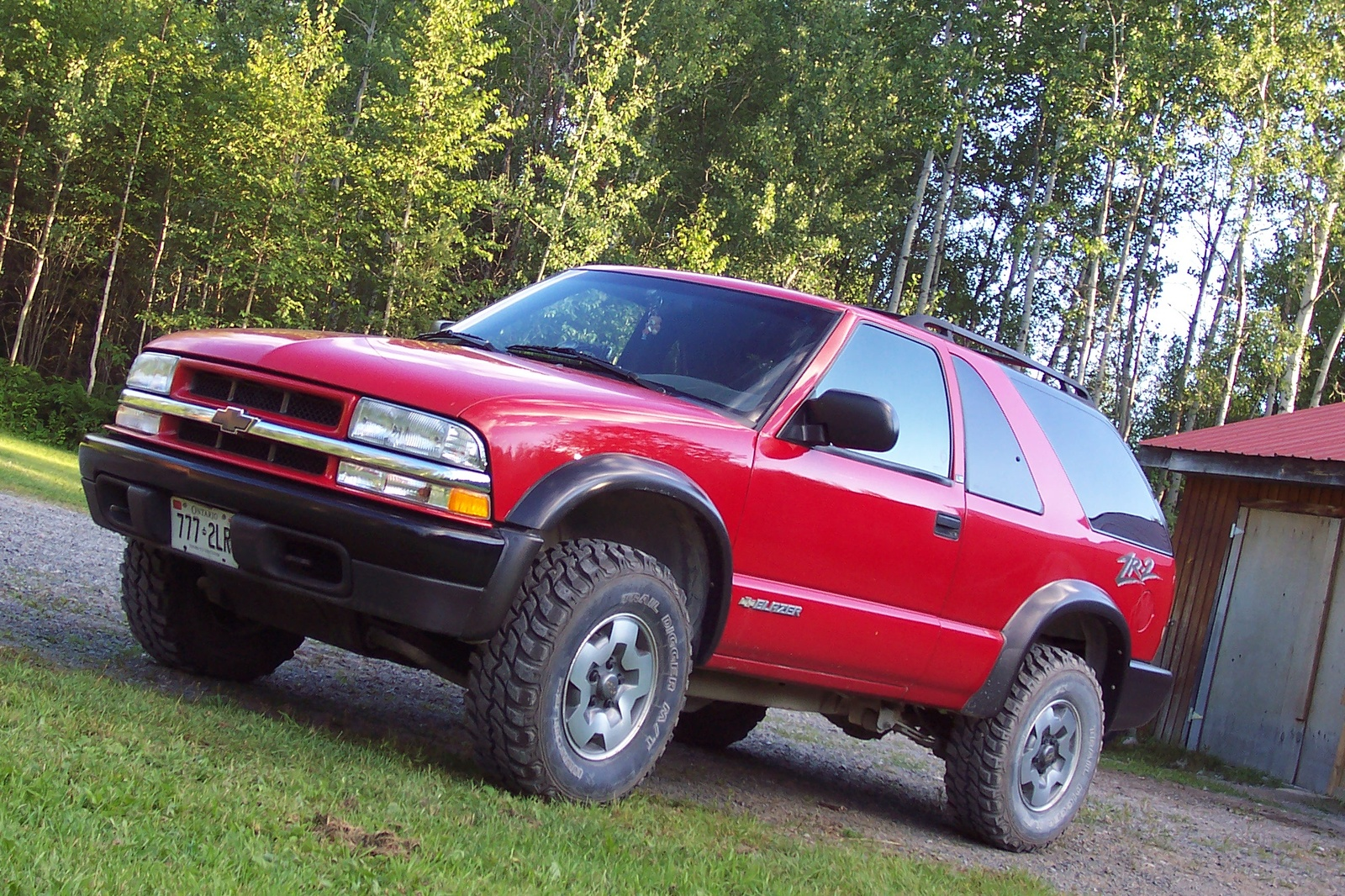 Picture of 2003 Chevrolet Blazer 2 Dr LS ZR2 SUV