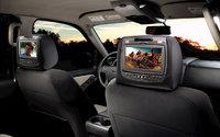 2009 Ford Explorer Sport Trac, Interior Seat Back View, interior, manufacturer