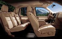 2009 Ford Explorer Sport Trac, Interior Front Side View, interior, manufacturer