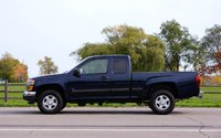 2009 GMC Canyon, Left Side View, exterior, manufacturer, gallery_worthy