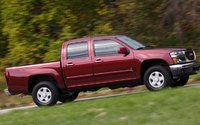 2009 GMC Canyon, Right Side View, exterior, manufacturer