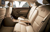 2009 Audi A8, Interior Backseat View, interior, manufacturer