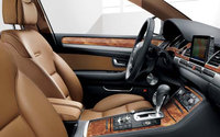 2009 Audi A8, Front Right Side Interior View, interior, manufacturer