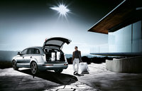 2009 Audi Q7, Back Left Quarter View, exterior, manufacturer