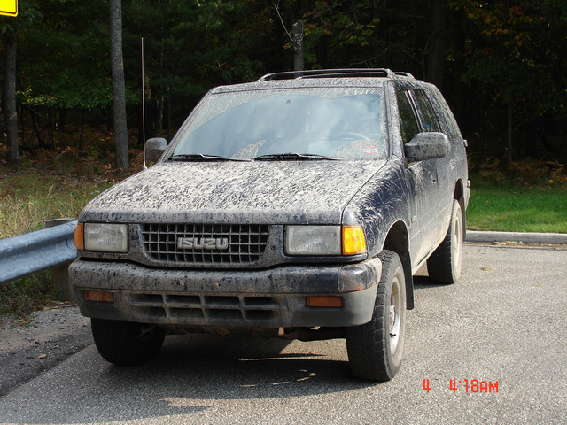 Picture of 1994 Isuzu Rodeo 4 Dr S 4WD SUV, exterior