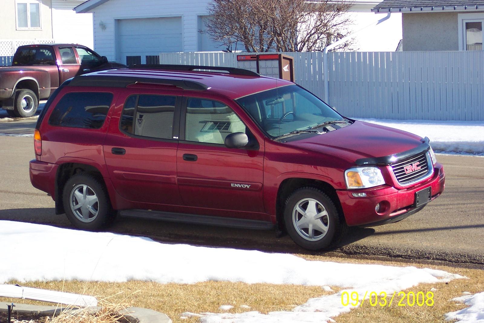 2005 GMC Envoy XL SLE 4WD - Pictures - 2005 GMC Envoy XL SLE 4WD pict ...