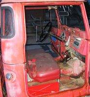 Picture of 1966 Toyota Land Cruiser, interior