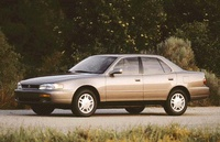 1995 Toyota Camry LE, 1995 Toyota Camry 4 Dr LE Sedan picture, exterior