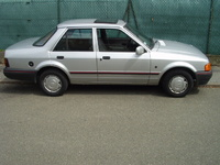 1986 Ford Orion picture, exterior