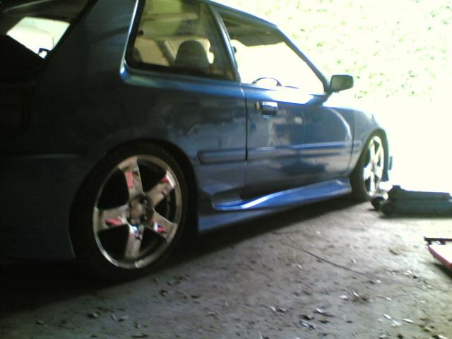 Picture of 1990 Mazda Familia