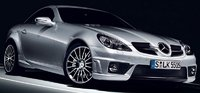 Picture of 2006 Mercedes-Benz SLK-Class SLK AMG 55, exterior, gallery_worthy