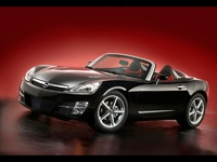 2007 Opel GT Picture Gallery