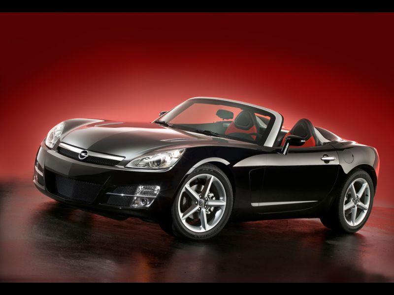 Opel Gt Overview Cargurus