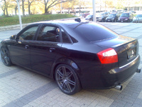 Picture of 2001 Audi S4, exterior
