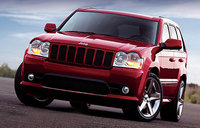 2008 Jeep Grand Cherokee Overview
