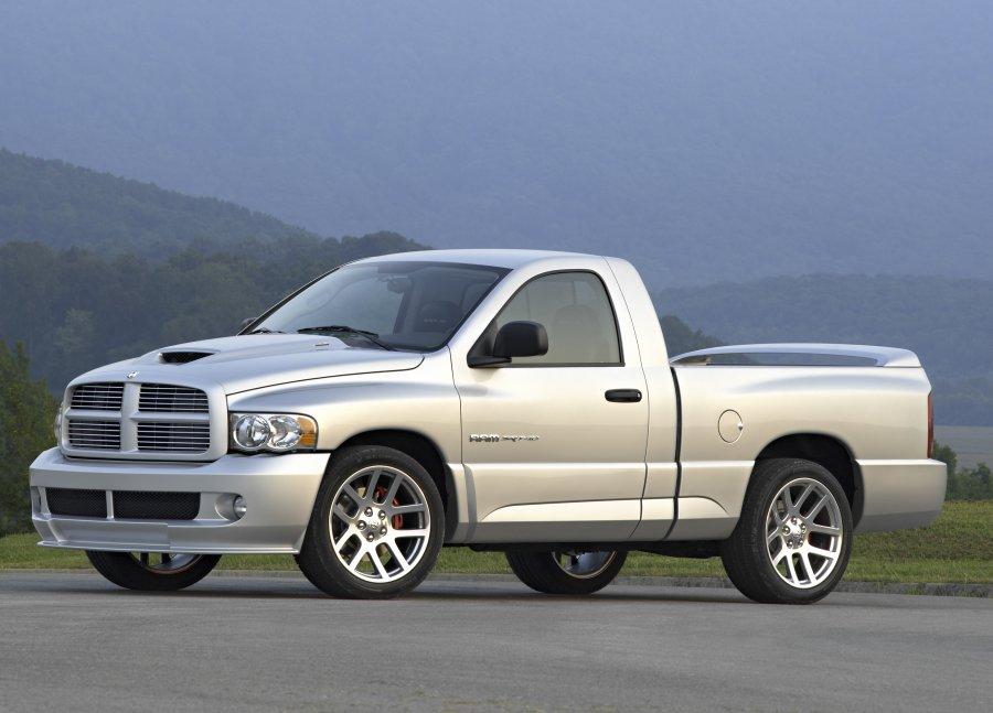 Dodge Ram SRT 10 2004