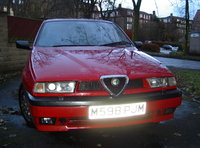 Picture of 1998 Alfa Romeo 155, exterior, gallery_worthy