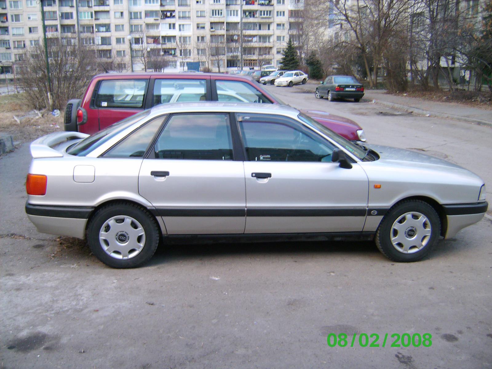 1990 Audi 80 - Exterior Pictures - CarGurus