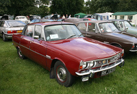 1971 Rover 3500 Overview