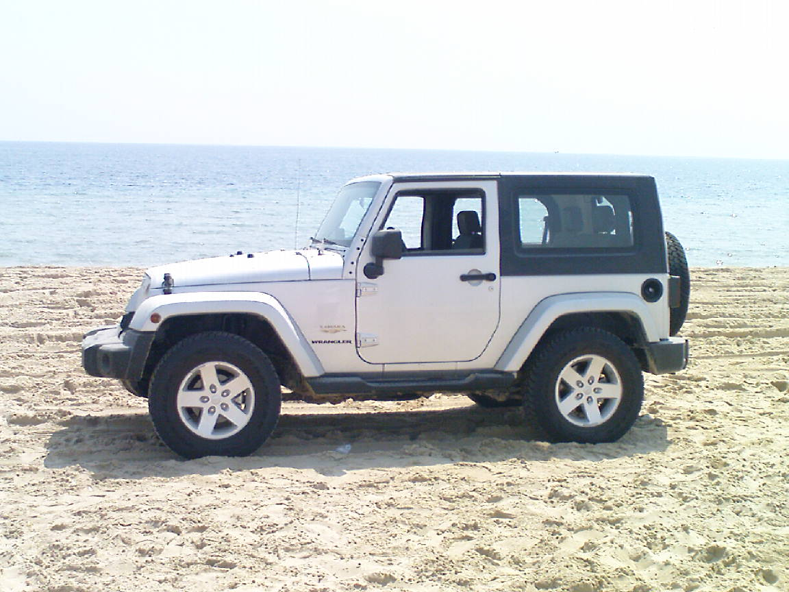 picture of 2008 jeep wrangler sahara exterior. Cars Review. Best American Auto & Cars Review